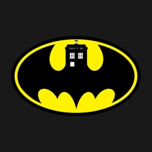DOCTOR WHO BATMAN