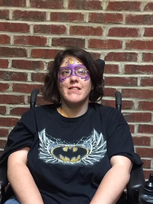 Batgirl aka @HelpingToENDIT